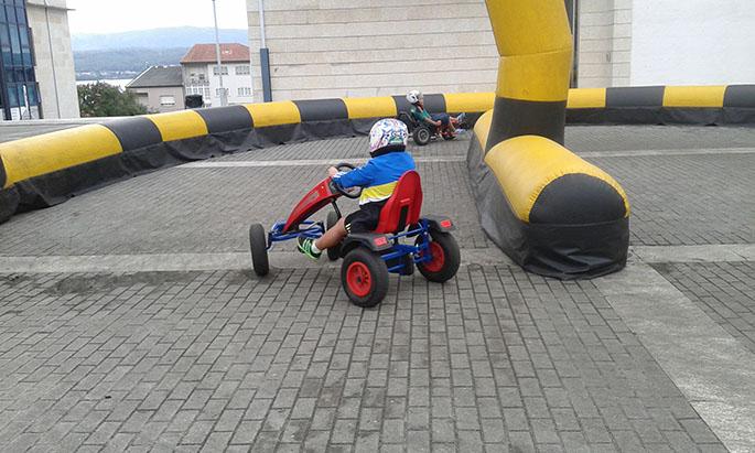 Circuito Karts : Infantilandia circuito karts